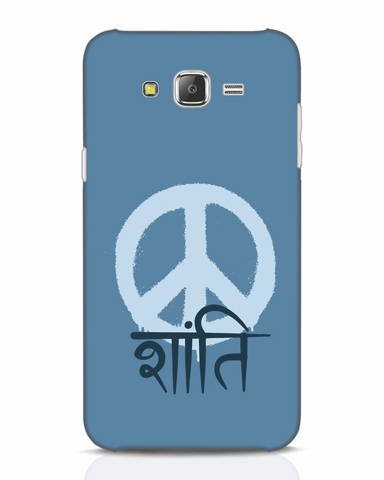 Shop Peace Shanti Samsung Galaxy J7 Mobile Cover-Front