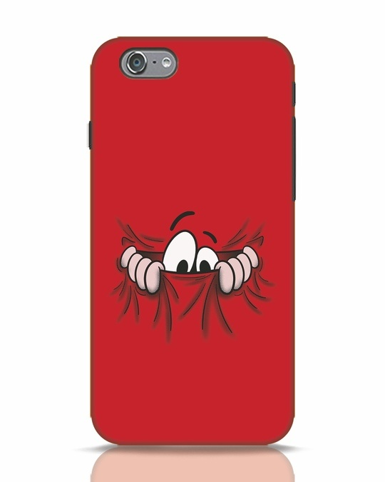 Shop Peek Out iPhone 6 Mobile Cover-Front