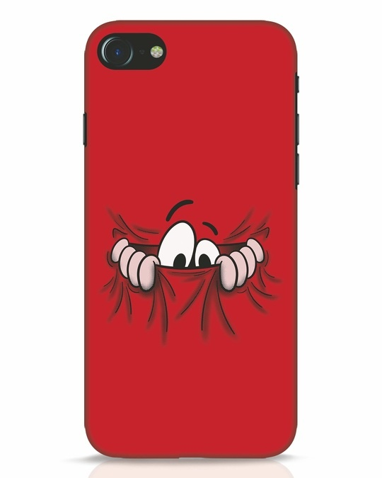 Shop Peek Out iPhone 7 Mobile Cover-Front