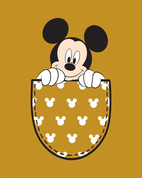 Shop Peek Out Mickey Sweatshirt (DL)