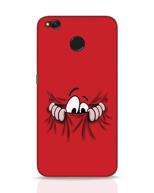 Shop Peek Out Xiaomi Redmi 4 Mobile Cover-Front
