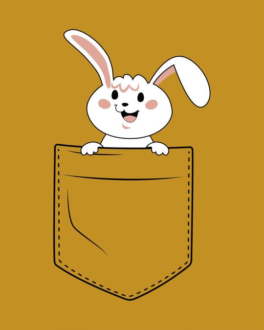 Shop Peeping Bunny Sweatshirt