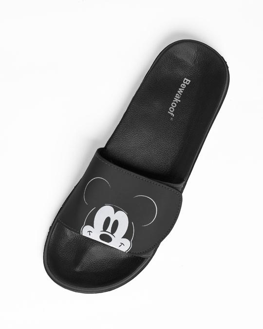 Shop Peeping Mickey Lightweight Adjustable Strap Men Slider (DL)-Design