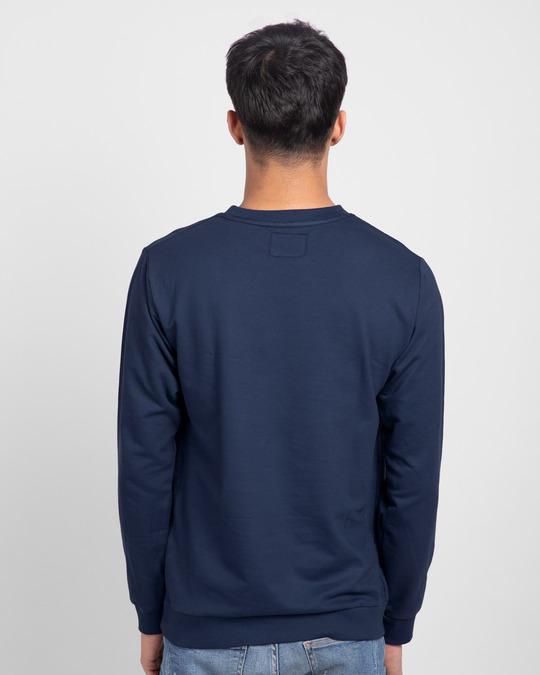 Shop Pehli Fursat Mein Nikal Fleece Light Sweatshirt-Back