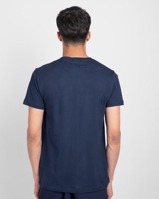 Shop Pehli Fursat Mein Nikal Half Sleeve T-Shirt-Back