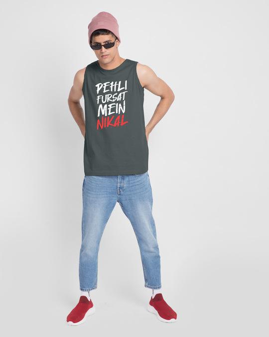 Shop Pehli Fursat Mein Nikal Vest-Design