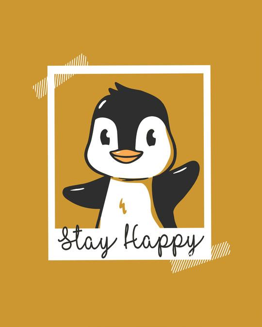 Shop Penguin Polaroid Boyfriend T-Shirt