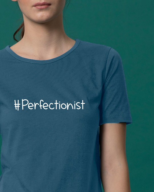 Shop Perfectionist Basic Round Hem T-Shirt-Front