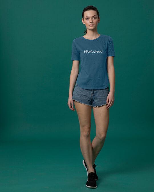 Shop Perfectionist Basic Round Hem T-Shirt