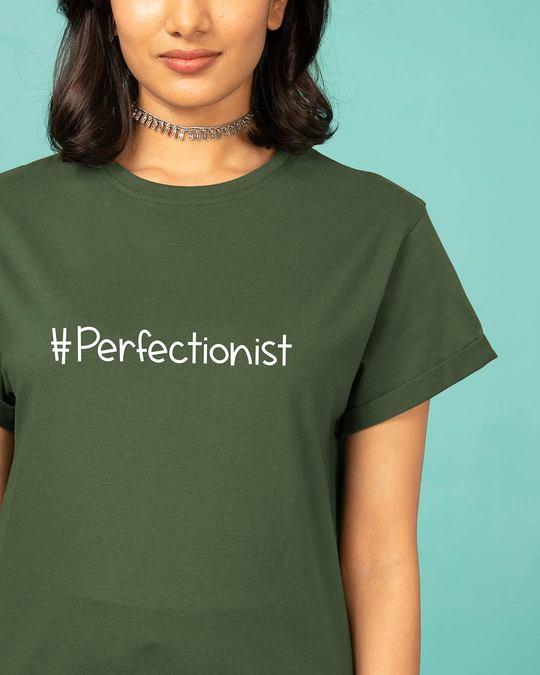 Shop Perfectionist Boyfriend T-Shirt-Front