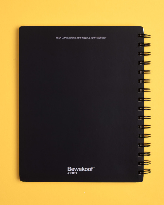 Shop Perfectionist Spiral Notebook-Full
