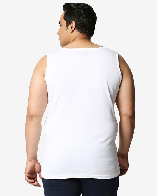 Shop Personality Plus Size Vest-Full