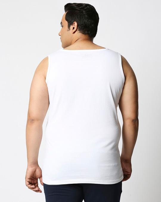 Shop Personality Plus Size Vest-Design