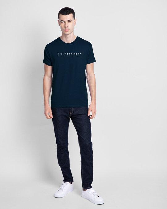 Shop Perspective Unisex Half T Shirt-Full