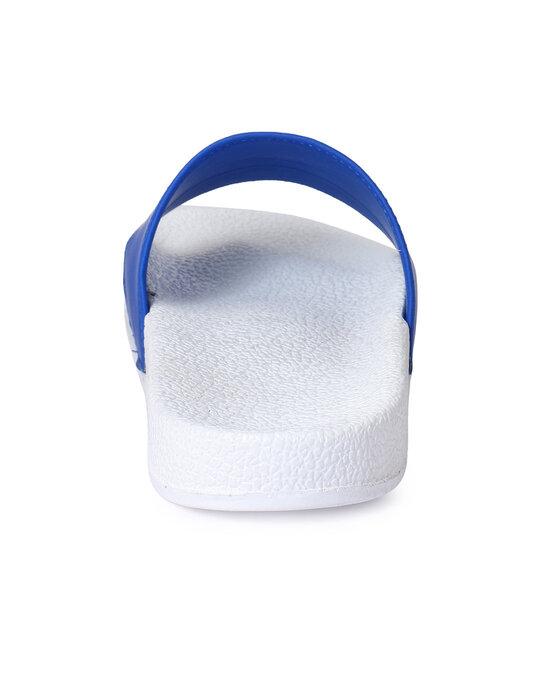 Shop Pery-Pao Latest Mens Blue Flip Flops-Design