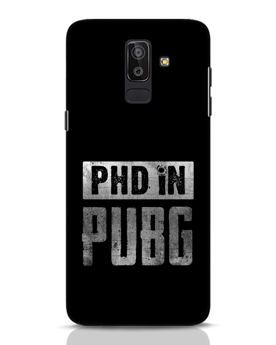 Shop Phd In Pubg Samsung Galaxy J8 Mobile Cover-Front