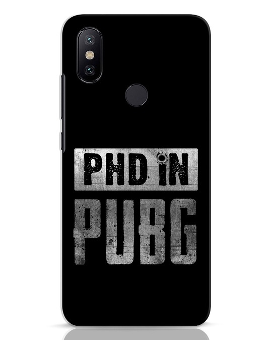 Shop Phd In Pubg Xiaomi Mi A2 Mobile Cover-Front