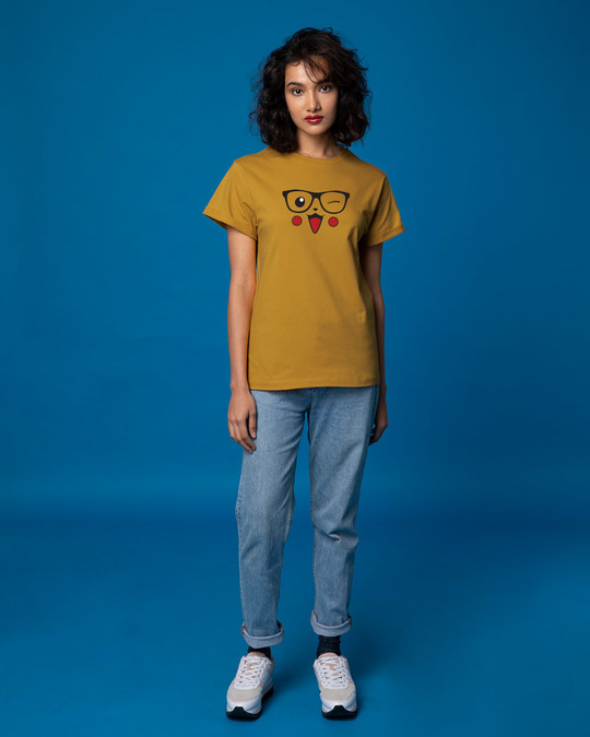 Shop Pika-geek Boyfriend T-Shirt