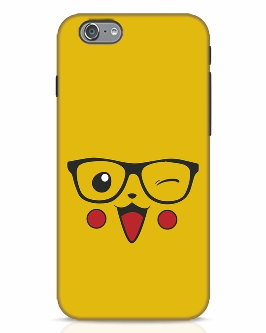 Shop Pika iPhone 6s Mobile Cover-Front