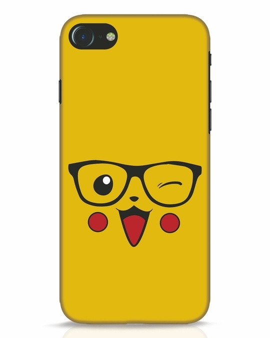 Shop Pika iPhone 8 Mobile Cover-Front