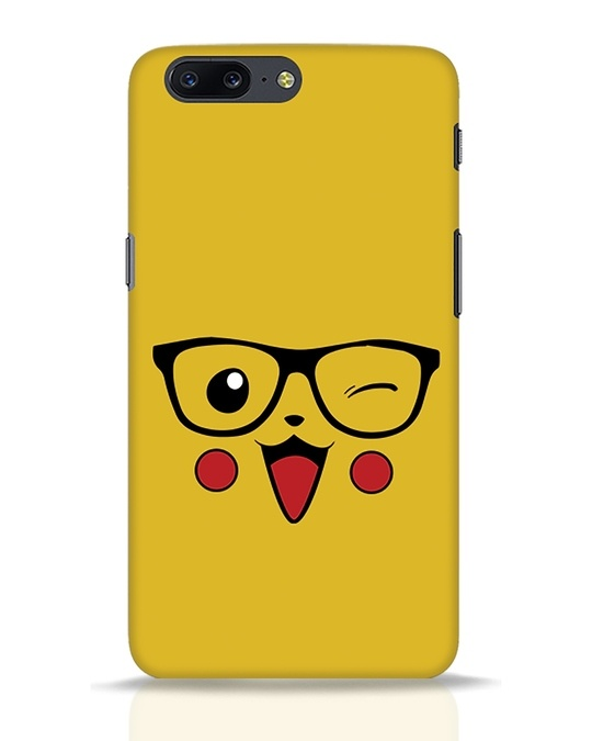 Shop Pika OnePlus 5 Mobile Cover-Front
