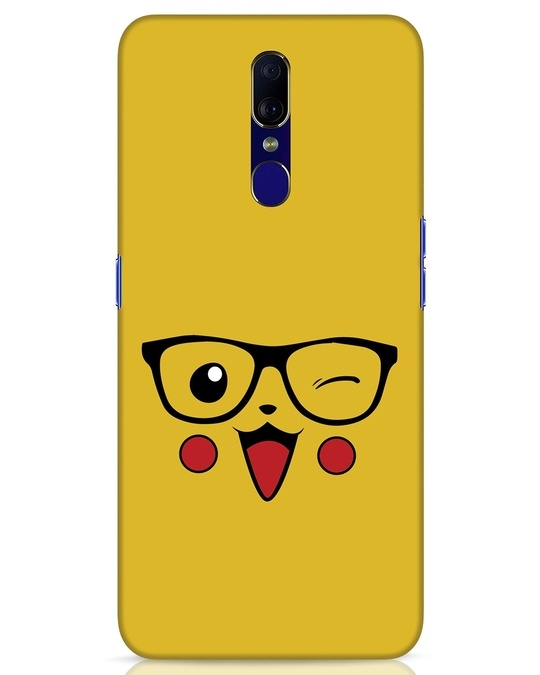 Shop Pika Oppo F11 Mobile Cover-Front