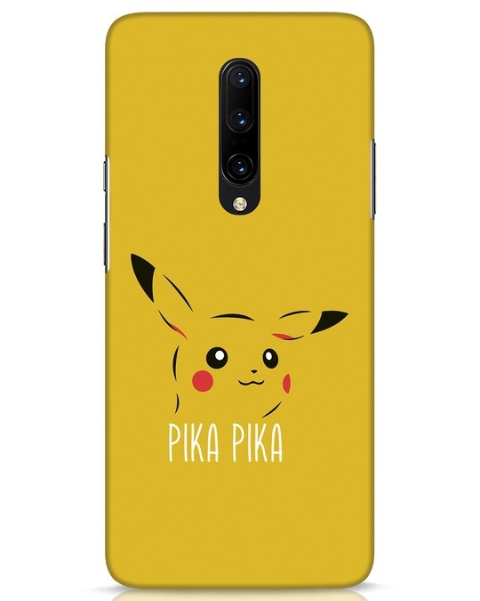 Shop Pika Pika OnePlus 7 Pro Mobile Cover-Front