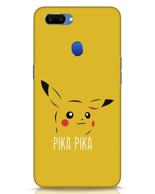 Shop Pika Pika Oppo A5 Mobile Cover-Front