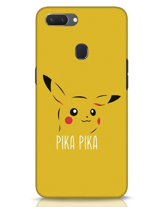 Shop Pika Pika Realme 2 Mobile Cover-Front