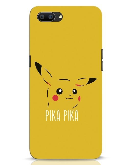 Shop Pika Pika Realme C1 Mobile Cover-Front