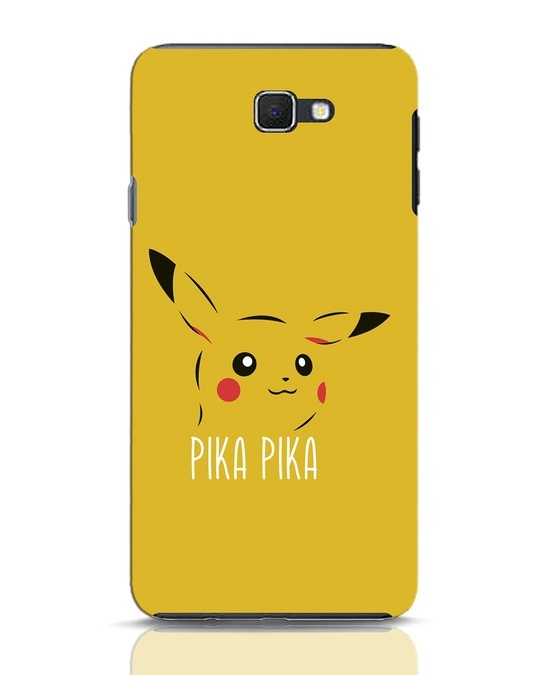 Shop Pika Pika Samsung Galaxy J7 Prime Mobile Cover-Front