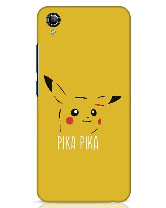 Shop Pika Pika Vivo Y91i Mobile Cover-Front