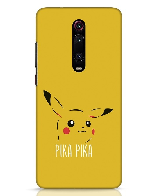 Shop Pika Pika Xiaomi Redmi K20 Mobile Cover-Front