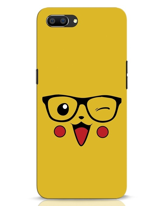 Shop Pika Realme C1 Mobile Cover-Front