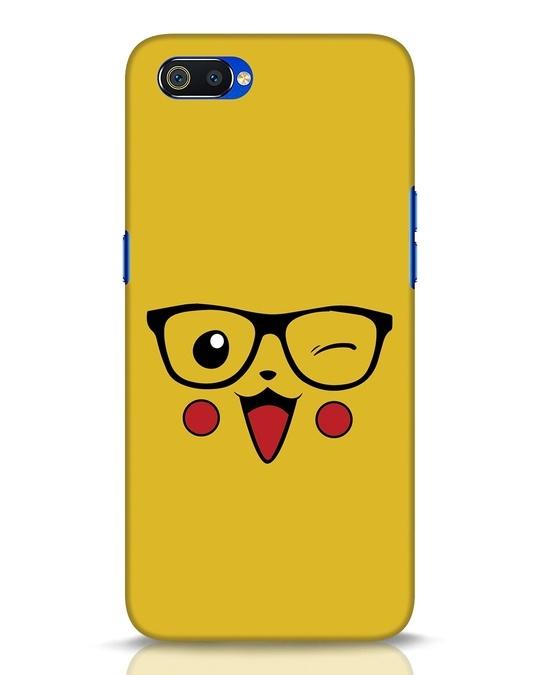 Shop Pika Realme C2 Mobile Cover-Front