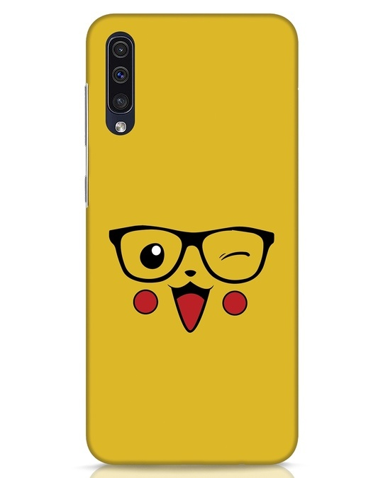 Shop Pika Samsung Galaxy A50 Mobile Cover-Front