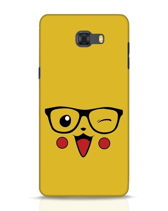 Shop Pika Samsung Galaxy C9 Pro Mobile Cover-Front