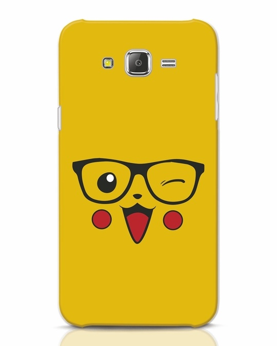 Shop Pika Samsung Galaxy J7 Mobile Cover-Front