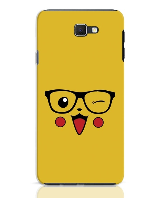 Shop Pika Samsung Galaxy J7 Prime Mobile Cover-Front