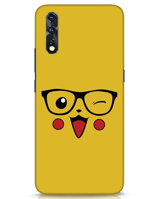Shop Pika Vivo Z1x Mobile Cover-Front