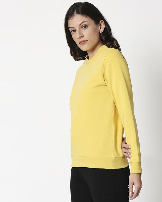 Shop Pineapple Yellow Fleece Sweater-Design