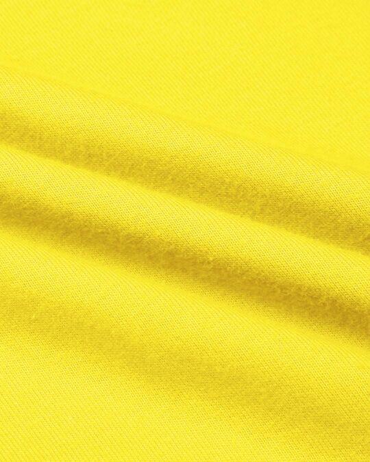 Shop Pineapple Yellow Half Sleeve Henley T-Shirt