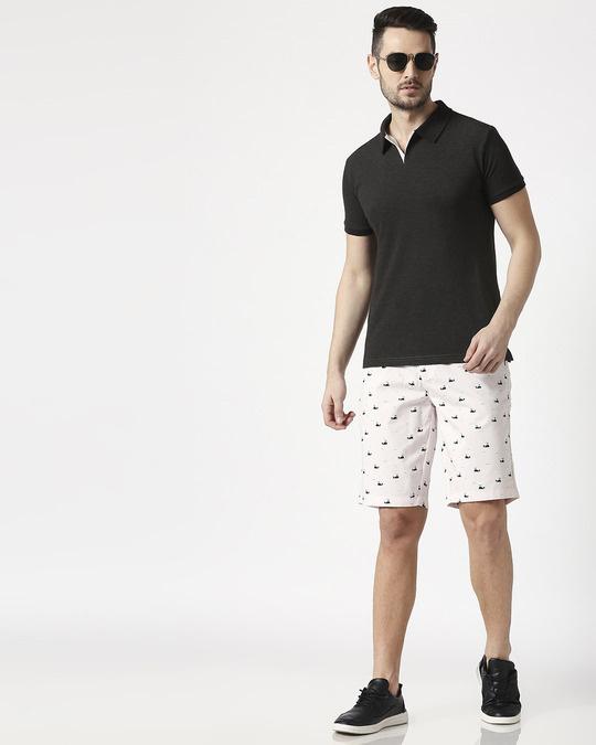 Shop Pink Whale Men's Shorts