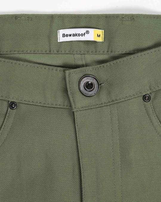 Shop Pista Green Pants