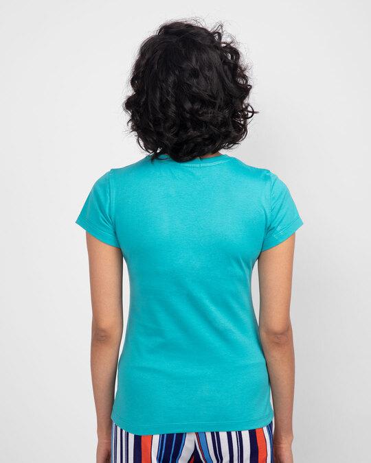 Shop Plain Half Sleeve T-shirt - Pack of 2