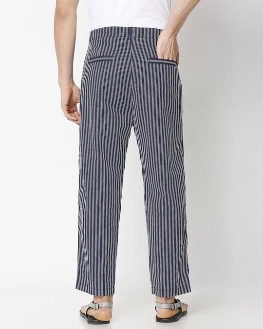 Shop Men's Striper Side Tape Pants-Design