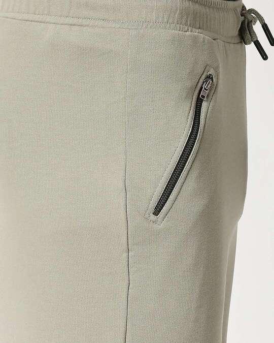 Shop Men's Cargo Zipper Joggers