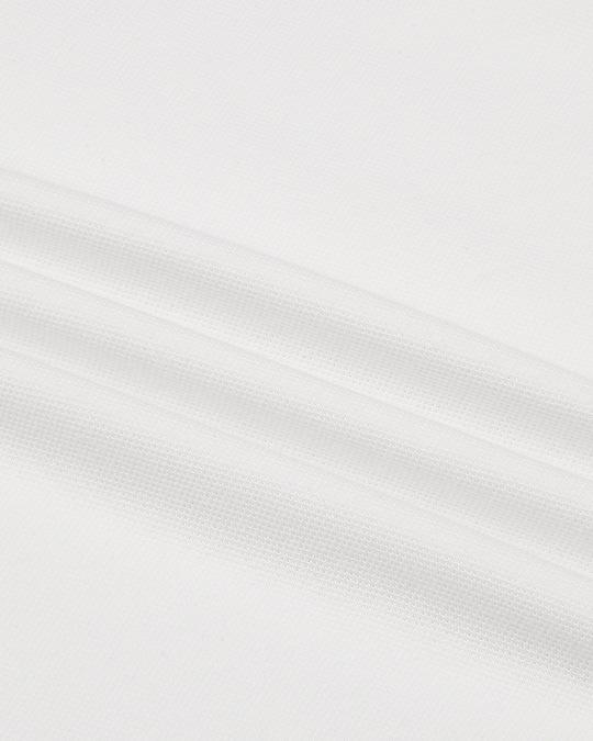 Shop White Short Collar Tipping Polo