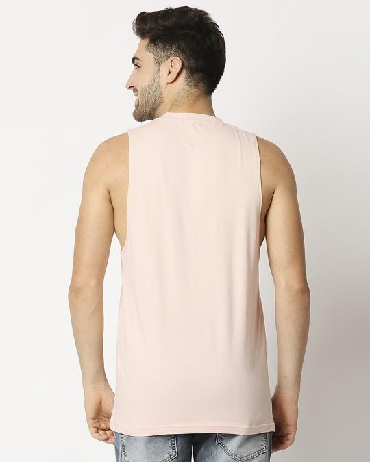 Shop Seashell Pink Armhole Vest-Design