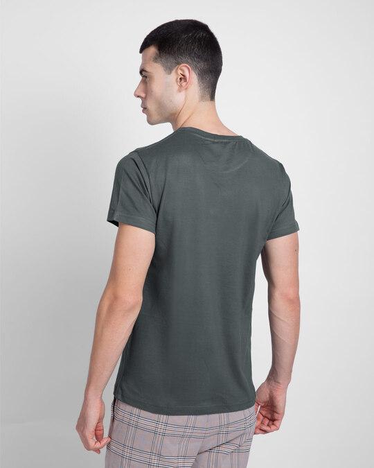 Shop Play Half Sleeve T-Shirt-Back